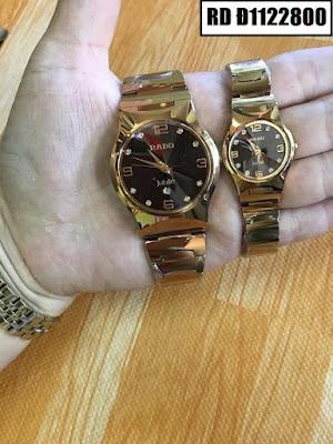 Đồng hồ cặp đôi RD Đ1122800