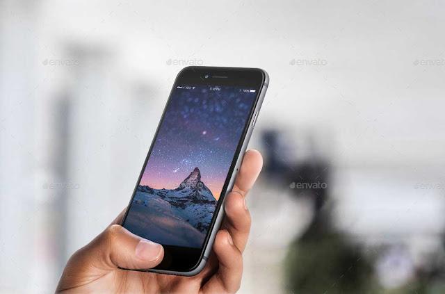 11 Phone 6 & 6plus Mockups