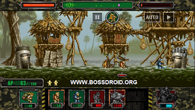 Game Metal Slug Attack Mod APK Versi Terbaru