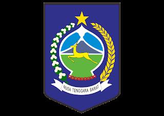 Provinsi Nusa Tenggara Barat Logo Vector