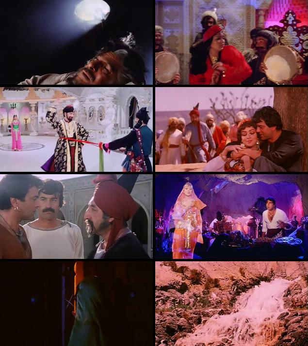 Ali Baba Aur 40 Chor 1980 Hindi 480p DVDRip