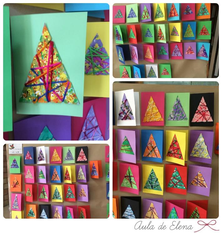 Navidades solidarias aula de elena - Manualidades navidad primaria ...