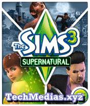 The Sims 3 Supernatural 240×320