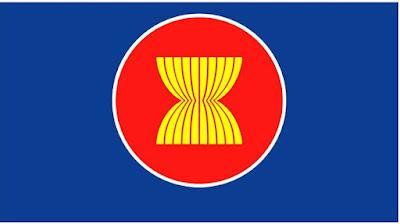 Gambar Lambang Bendera ASEAN