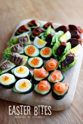 Easter 2016 - Cold appetizers (GAPS, PALEO)