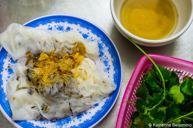 Bánh Cuốn Traditional Vietnamese Food