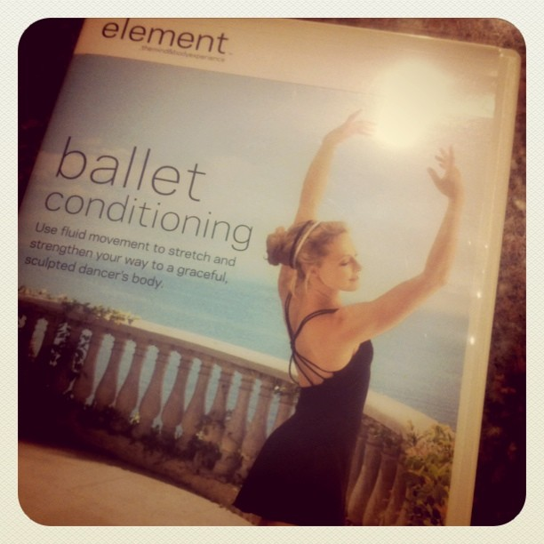 Dvd Review Element Ballet Conditioning