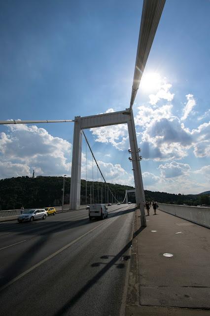 Ponte Elisabetta-Budapest