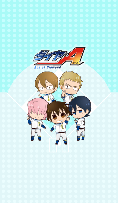 Ace of Diamond 1