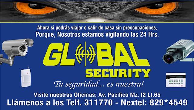 Global Security – Seguridad electrónica en Chimbote