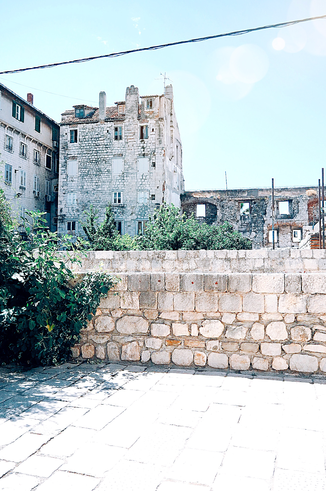 TRAVEL DIARY: SPLIT, CROATIA