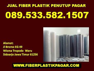Jual Plastik Untuk Pagar Rumah Surabaya