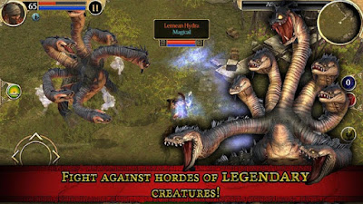 Titan Quest - Screenshot 4
