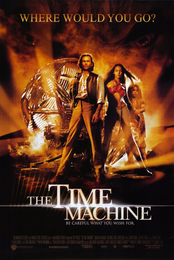 The Time Machine 2002