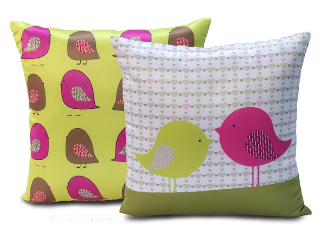 This Valentine's Day surprise your loved one with quirky cushion covers from Welhome