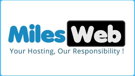 milesweb web hosting
