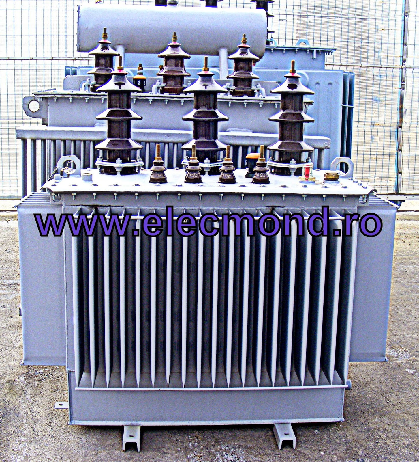 transformator , transformatoare , transformatoare din stoc , elecmond , elecmond blog , transformatoare electrice , transformatoare de putere , reparatii transformatoare , transformator 63 kVA