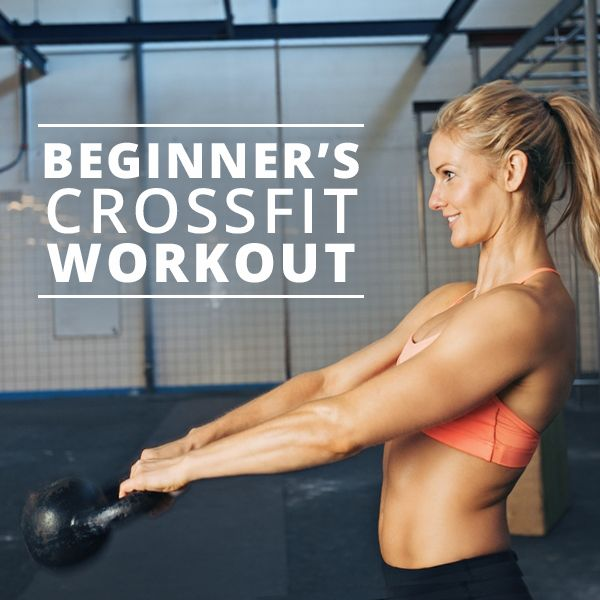 Beginner's CrossFit Workout