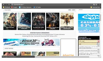 Cara Download Film Bioskop Terbaru Secara Gratis !