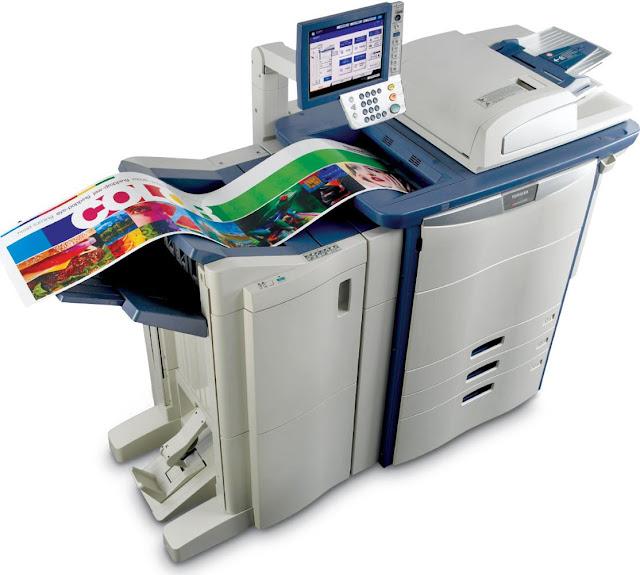 Avantages de la location photocopieur couleur