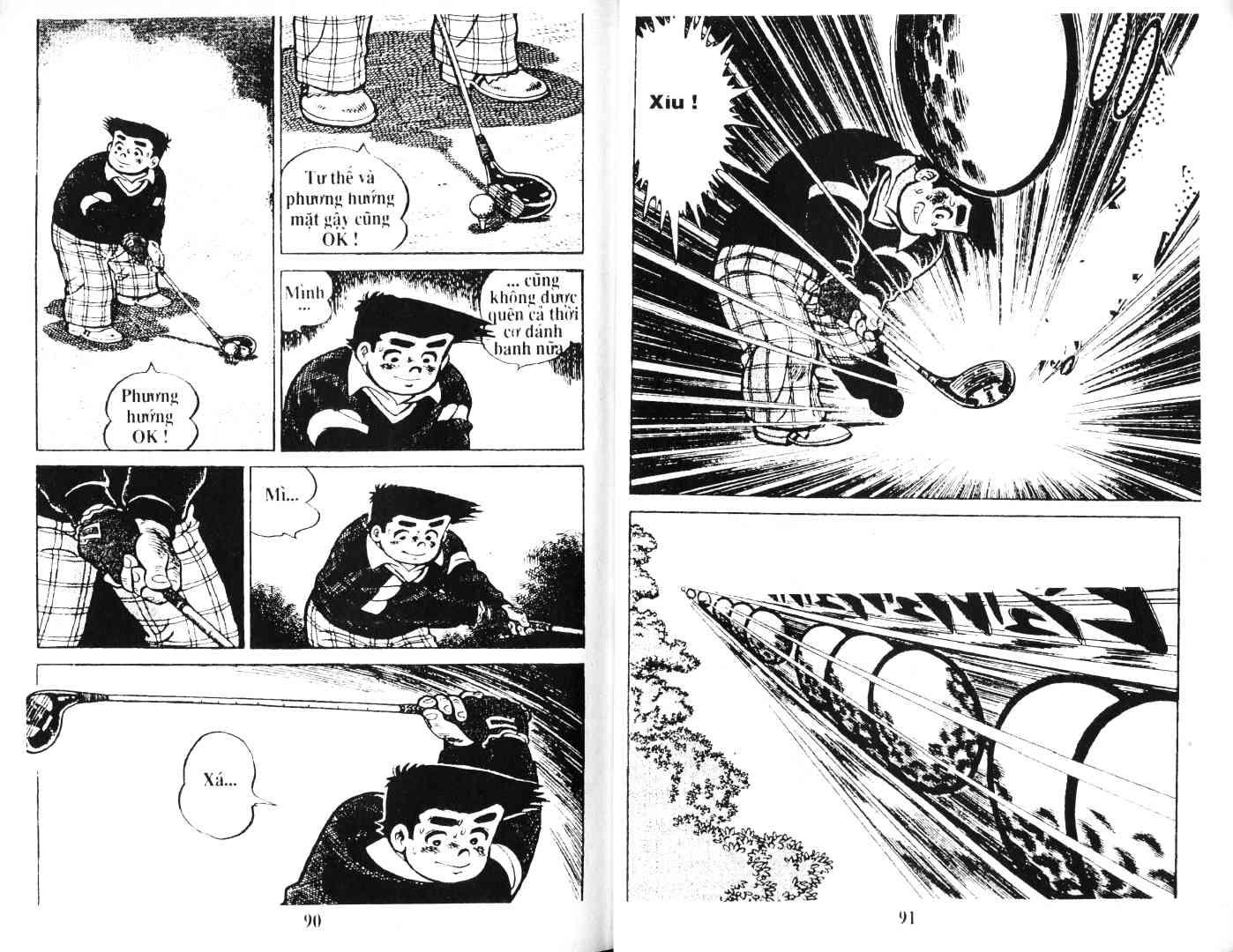 Ashita Tenki ni Naare chapter 40 trang 43