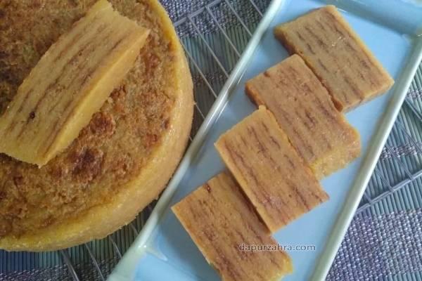 resep kue maksuba asli palembang