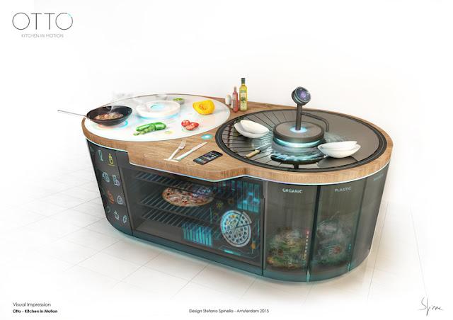 مطبخ الذكي OTTO