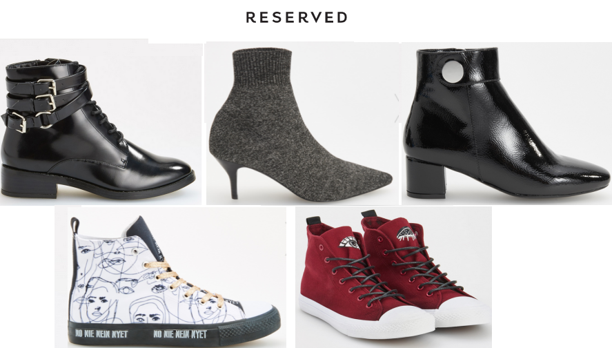 Buty Reserved