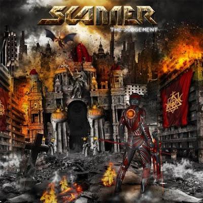 """Ακούστε ολόκληρο τον δίσκο των Scanner """"The Judgement"""""""