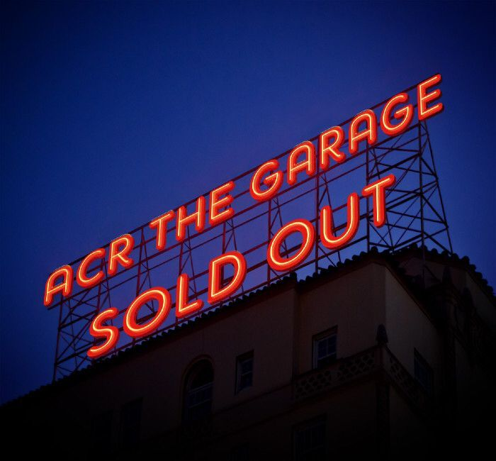 21 April 2018, The Garage, London - ACR Gigography