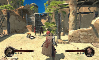 The First Templar (XBOX 360) 2011