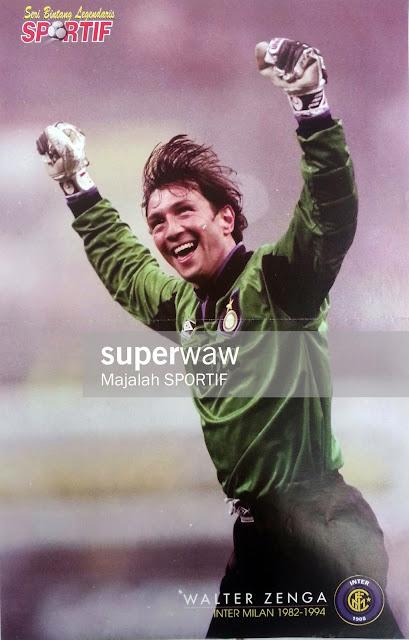 Walter Zenga Inter Milan