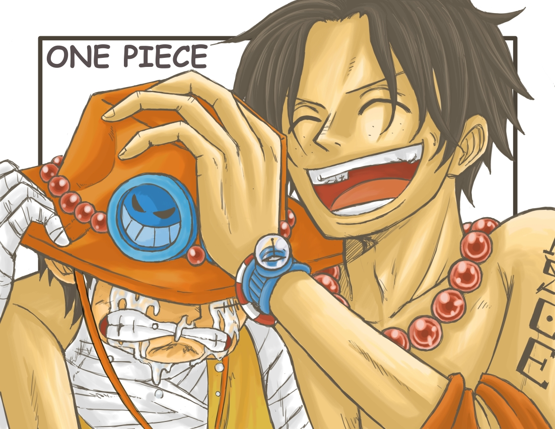 if by the wind and time | FanFiction - One piece luffy meet ace