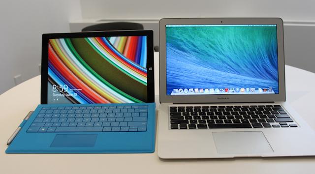 Microsoft quer comprar seu MacBook