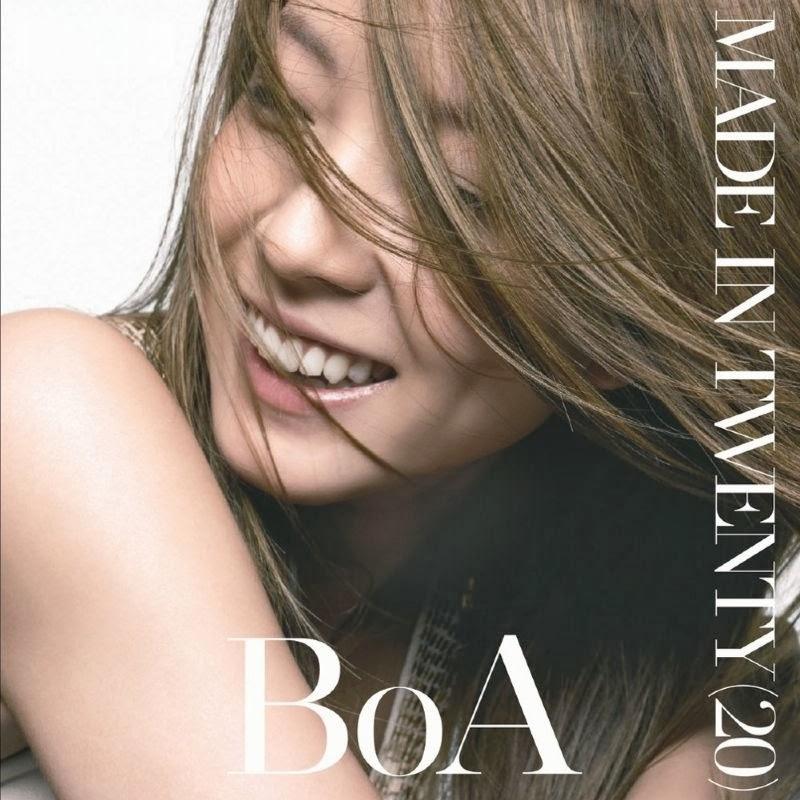 BoA – Made In Twenty (20) (Japanese) (FLAC + ITUNES PLUS AAC M4A)