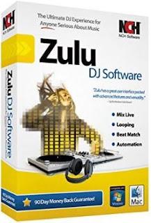 برنامج, دى, جي, متطور, لتركيب, وخلط, الاصوات, وعمل, الريميكسات, Zulu ,DJ