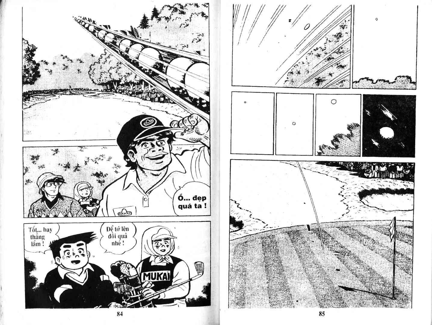Ashita Tenki ni Naare chapter 42 trang 41