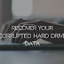 Recover the Hard Drive Corrupted by Mounty Mac Software (2018)