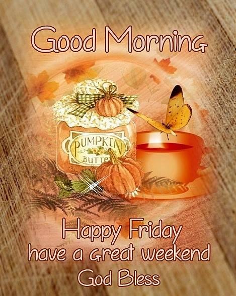 A Grandma S Blessings Happy Friday