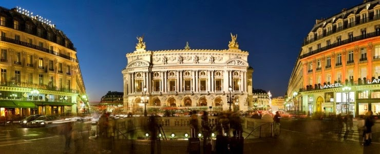 2. Paris Opera, Paris, France - Top 10 Opera Houses in the World