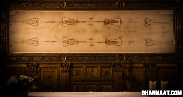 The Secret Behind Shroud Of Turin In Hindi