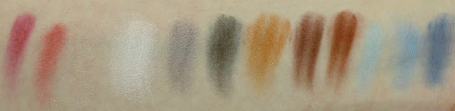 Magic Studio paleta de sombras