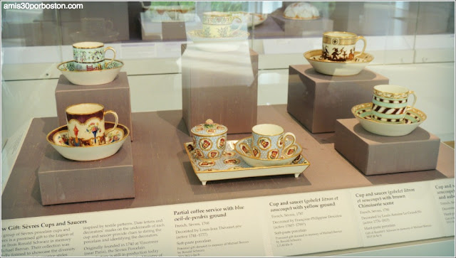 Legion of Honor: Cups Saucers