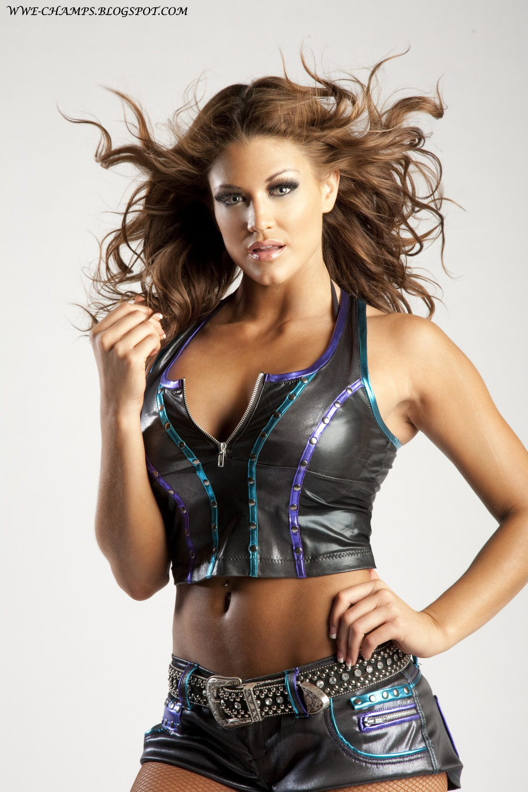 Pictures Rock Debut Wwe