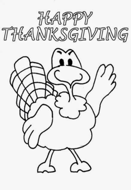 Thanksgiving Coloring Pages 7  Coloring Kids