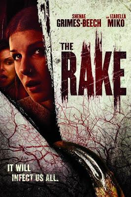 The Rake Poster