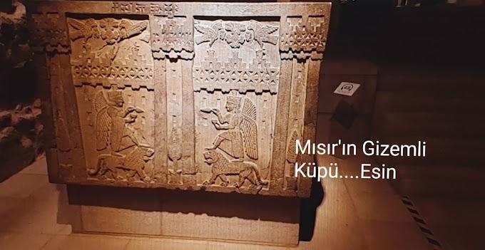 Mısır'ın Gizemli Küpü.