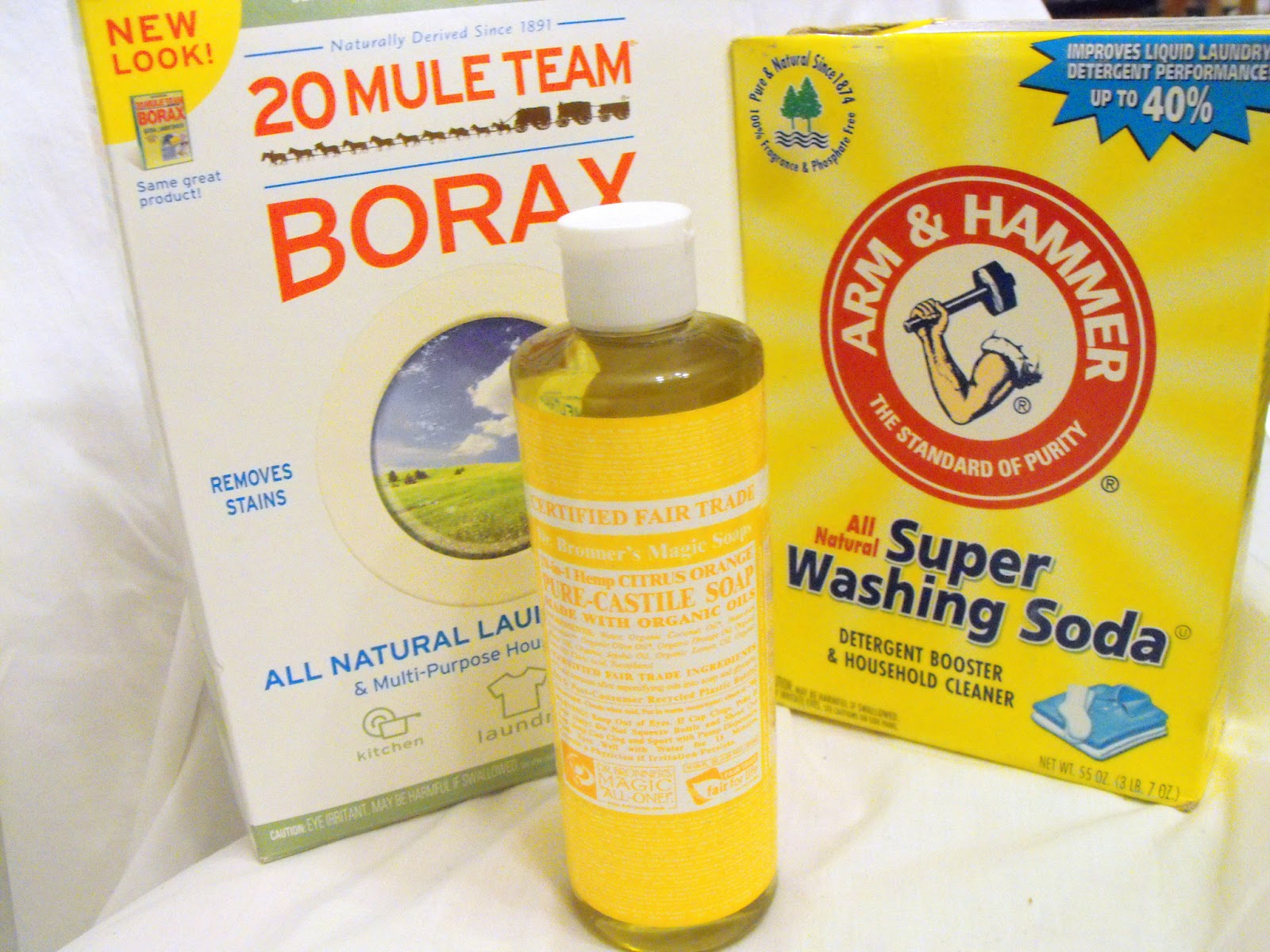 A View at Five-Two: Homemade Laundry Soap Using Liquid ...
