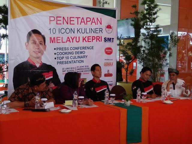 10 Icon Kuliner Melayu Kepri
