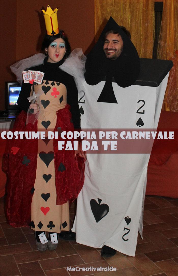 Costume di coppia per carnevale fai da te pdf sagome me